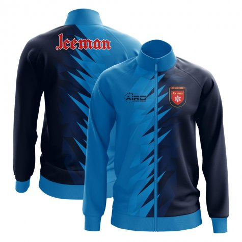 2020-2021 Dennis Bergkamp Concept Track Jacket