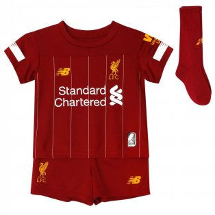 2019-2020 Liverpool Home Little Boys Mini Kit