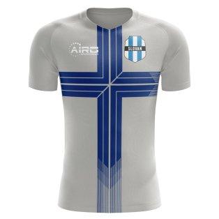 2019-2020 Slovan Bratislava Away Concept Football Shirt
