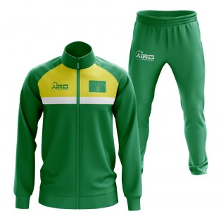 Adygea Concept Football Tracksuit (Green)