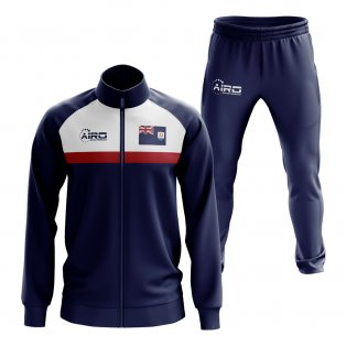 American Samoa Concept Football Tracksuit (Navy)
