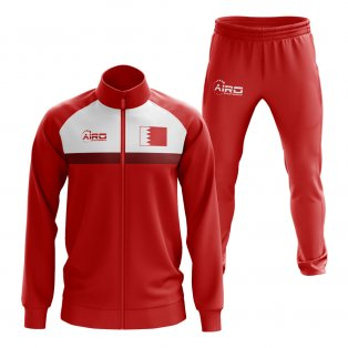 Bahrain Concept Football Tracksuit (Red)