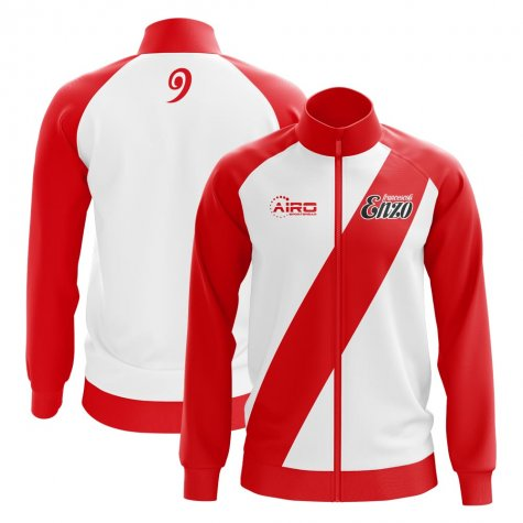 River Plate Enzo Francescoli Concept Track Jacket