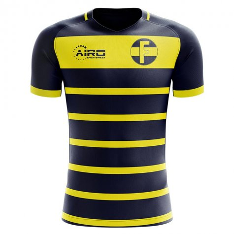 2019-2020 Fenerbahce Third Concept Football Shirt - Kids