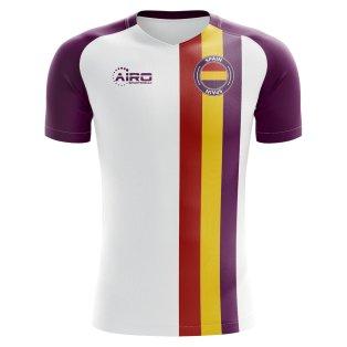 2019-2020 Spanish Republic Away Concept Football Shirt