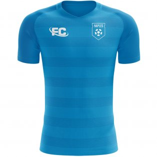 2020-2021 Naples Concept Training Shirt (Blue) - Womens