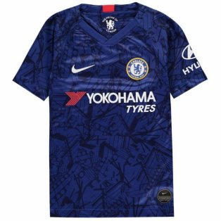 2019-2020 Chelsea Home Nike Football Shirt (Kids)