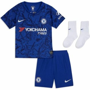f34cd52ede5 2019-2020 Chelsea Home Nike Baby Kit
