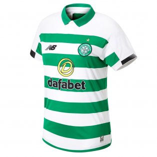 2019-2020 Celtic Home Ladies Football Shirt