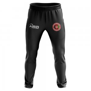 Afghanistan Concept Football Training Pants (Black)