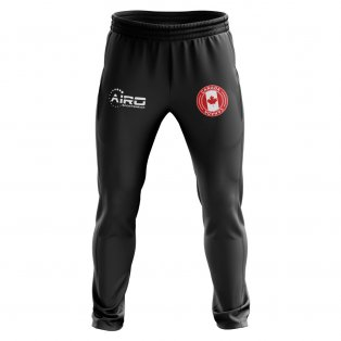 Canada Concept Football Training Pants (Black)