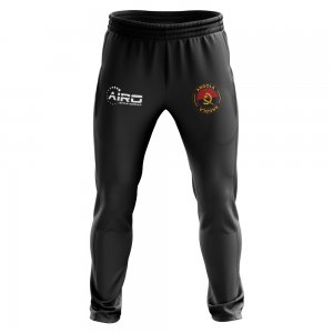 Angola Concept Football Training Pants (Black)