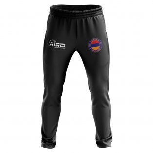 Armenia Concept Football Training Pants (Black)