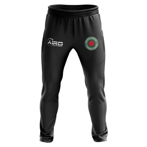Bangladesh Concept Football Training Pants (Black)