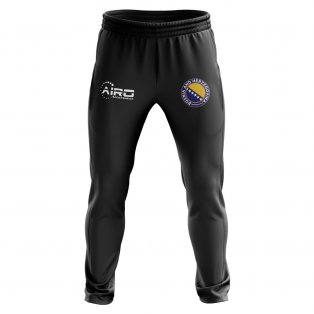Bosnia and Herzegovina Concept Football Training Pants (Black)