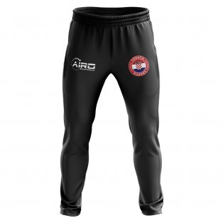 Croatia Concept Football Training Pants (Black)