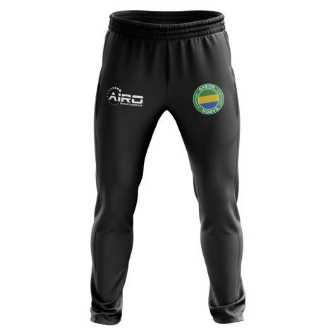 Gabon Concept Football Training Pants (Black)
