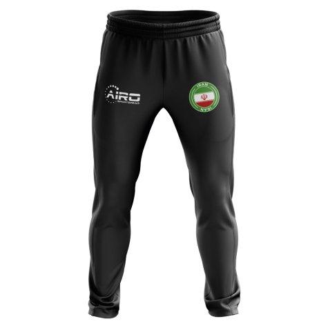 Iran Concept Football Training Pants (Black)