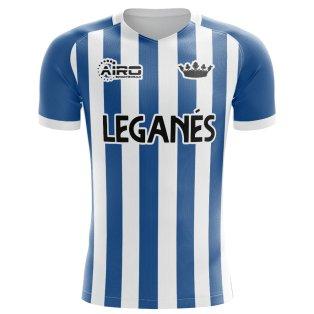 2020-2021 Leganes Home Concept Football Shirt