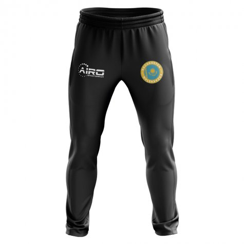 Kazakhstan Concept Football Training Pants (Black)