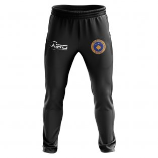 Kosovo Concept Football Training Pants (Black)