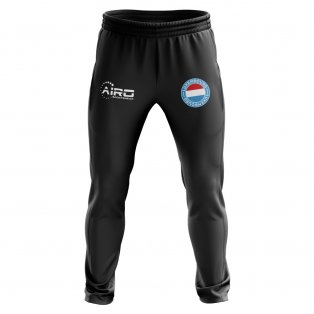Luxembourg Concept Football Training Pants (Black)