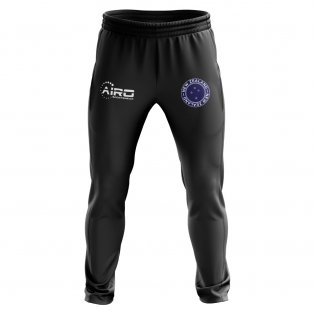 New Zealand Concept Football Training Pants (Black)