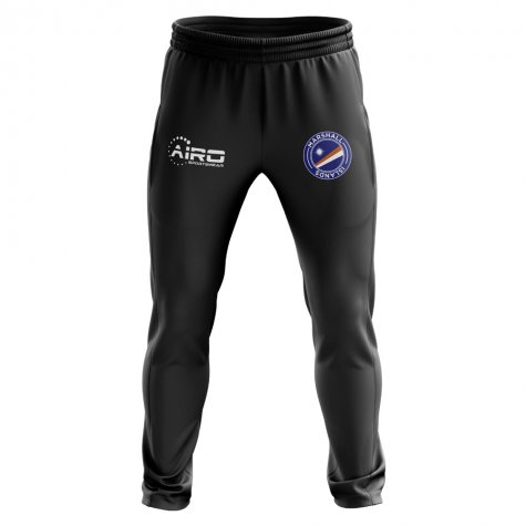Marshall Islands Concept Football Training Pants (Black)