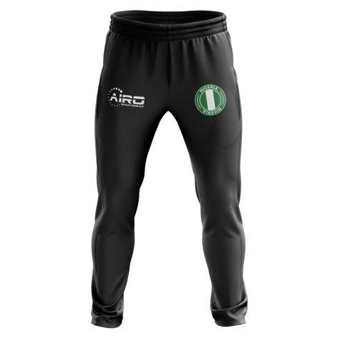 Nigeria Concept Football Training Pants (Black)