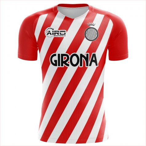2019-2020 Girona Home Concept Football Shirt - Baby