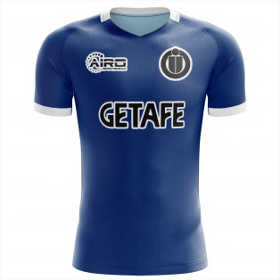2020-2021 Getafe Home Concept Football Shirt