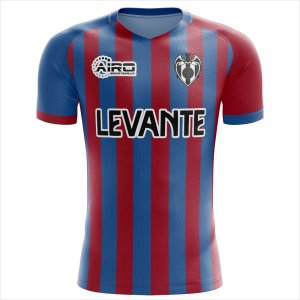 2019-2020 Levante Home Concept Football Shirt - Little Boys