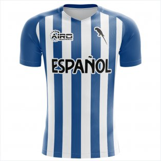 2019-2020 Espanyol Home Concept Football Shirt