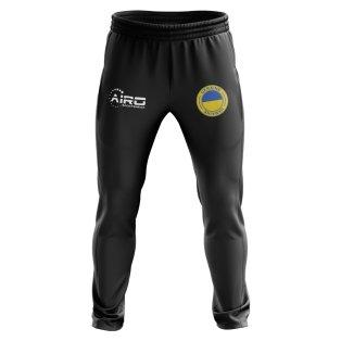 Ukraine Concept Football Training Pants (Black)