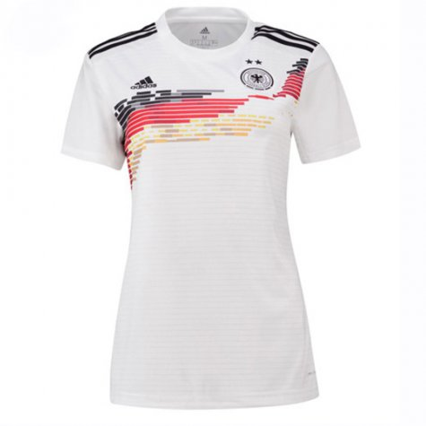 2019-2020 Germany Home Adidas Womens Shirt