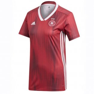 2019-2020 Germany Away Adidas Womens Shirt