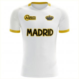 2019-2020 Madrid Concept Training Shirt (White) - Kids