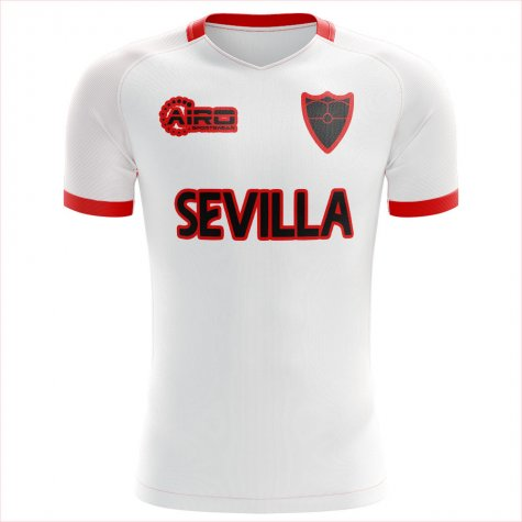 2020-2021 Seville Concept Training Shirt (White) - Baby