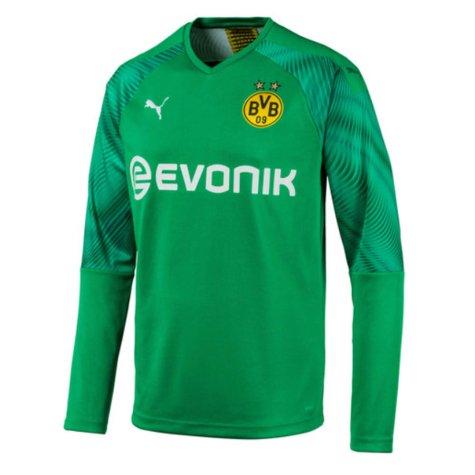 2019-2020 Borussia Dortmund Home Goalkeeper Shirt (Green)