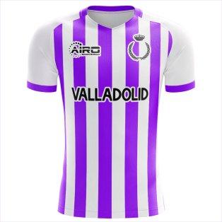2019-2020 Real Valladolid Third Concept Football Shirt