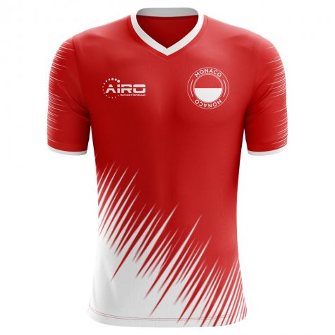 2019-2020 Monaco Concept Training Shirt (Red)
