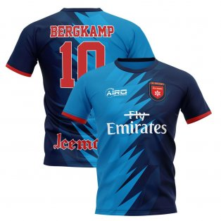 Dennis Bergkamp Away Concept Football Shirt