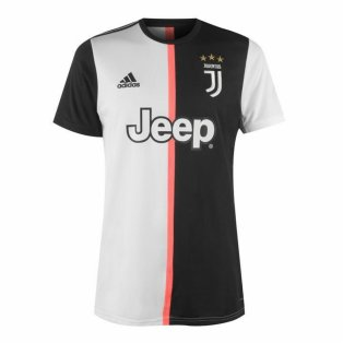 b7987e818 2019-2020 Juventus Adidas Home Football Shirt