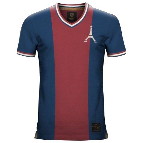 Vintage Paris Home Soccer Jersey