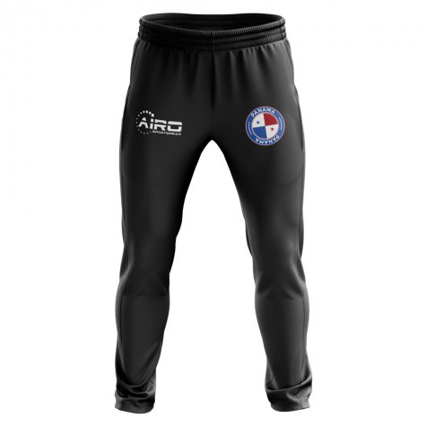 Panama Concept Football Training Pants (Black)
