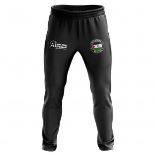 Western Sahara Concept Football Training Pants (Black)