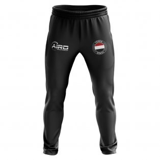 Yemen Concept Football Training Pants (Black)