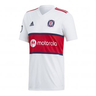 2019 Chicago Fire Adidas Away Football Shirt