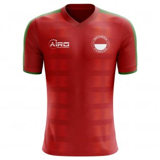 2019-2020 Indonesia Home Concept Football Shirt - Kids