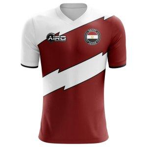 2020-2021 Egypt Home Concept Football Shirt - Baby